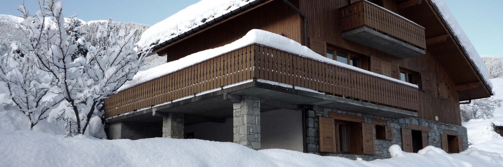 Affordable chalets in one of the worlds top ski resorts.