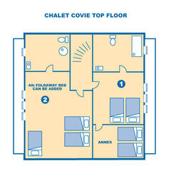 Covie Top Floor