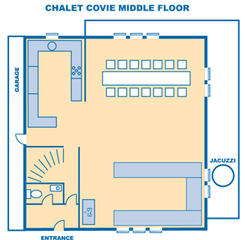 Covie Middle Floor