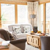 Chalet Les Sauges has 2 comfortable  & welcoming lounge areas.