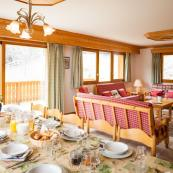 Chalet Foehn, come and enjoy delicious chalet catering.