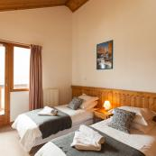 La Vieille Scierie has 8 ensuite bedrooms, located on 2 floors.