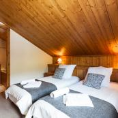 La Vieille Scierie, all bedrooms with full ensuite bathrooms