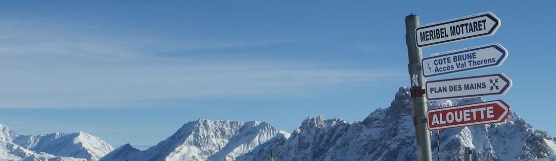 Family Ski Chalets Skiing Accommodation Meribel Ski Blanc