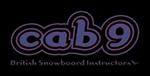 Cab 9 snowboarding Meribel